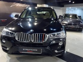 2016 BMW X3 for sale at low price