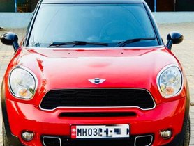 Used Mini Cooper car at low price