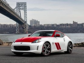 Nissan 370Z 50th Anniversary Edition Unveiled