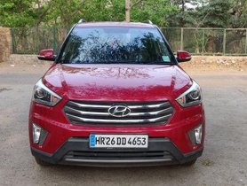 Hyundai Creta 1.6 CRDi AT SX Plus 2017 for sale