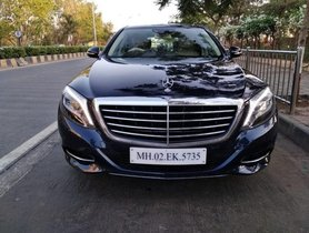 Used Mercedes Benz S Class S 350 CDI 2017 for sale