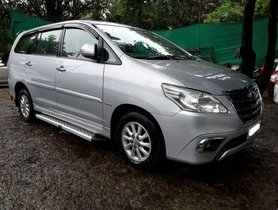 Toyota Innova 2.5 VX (Diesel) 7 Seater BS IV for sale