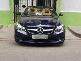 Mercedes-Benz E-Class E400 Cabriolet for sale