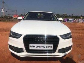 Audi A4 2.0 TDI (177bhp), Premium Plus, 2013, Diesel for sale