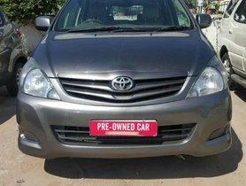 Toyota Innova 2.0 GX 8 STR 2011 for sale