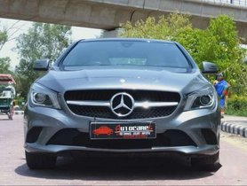 Used 2016 Mercedes Benz CLA Class for sale