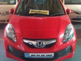 Used Honda Brio car at low price