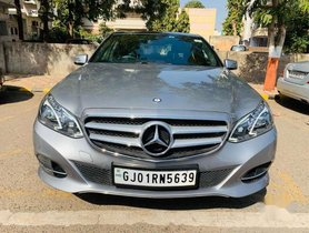 Used Mercedes Benz E Class 2016 car at low price