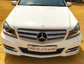 Mercedes Benz C Class 2013 for sale