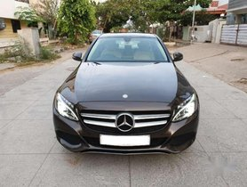 Mercedes Benz C Class 2016 for sale