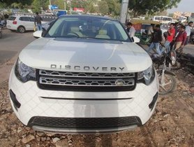 Used Land Rover Discovery car at low price