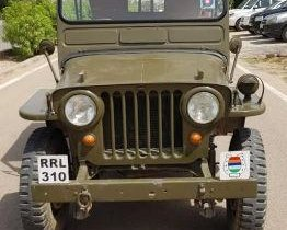 Mahindra Willys 1998 for sale
