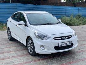 Hyundai Verna 1.6 SX 2014 for sale