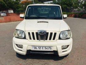 Used Mahindra Scorpio 2009-2014 SLE 7S BSIV 2011 for sale