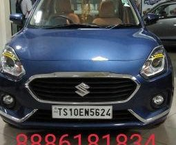 Used Maruti Suzuki Dzire AMT ZXI Plus 2017 for sale