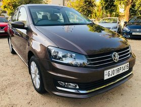 Used Volkswagen Vento 1.2 TSI Highline AT 2016 for sale