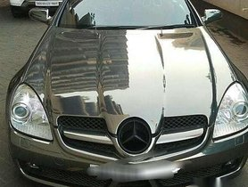 Used Mercedes Benz SLK Class car 2010 for sale at low price