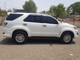 Used Toyota Fortuner 4x2 4 Speed AT TRD Sportivo 2014 for sale