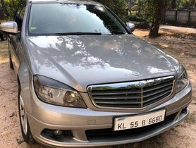 Used Mercedes Benz C Class 220 CDI MT 2008 for sale