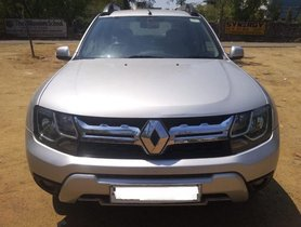 Used Renault Duster 110PS Diesel RxZ Plus 2016 for sale