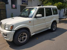 Mahindra Scorpio 2009-2014 SLE 7S BSIV 2010 for sale