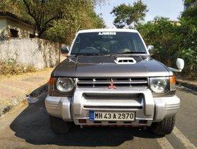 2004 Mitsubishi Pajero Sport for sale at low price