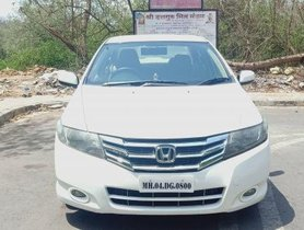 Honda City 1.5 S AT 2010 for sale
