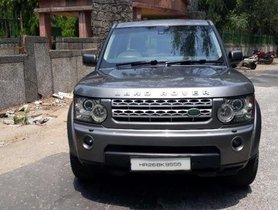 2011 Land Rover Discovery 4 for sale at low price