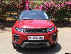 2018 Land Rover Range Rover Evoque for sale at low price