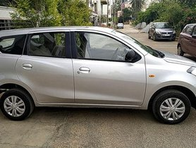 Used 2015 Datsun GO Plus for sale