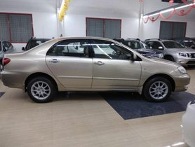Toyota Corolla H5 2006 for sale