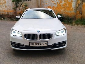 Used 2017 BMW 5 Series for sale