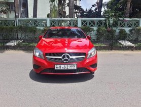 Used Mercedes Benz A Class car at low price