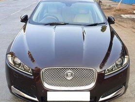 Used Jaguar XF Diesel 2013 for sale