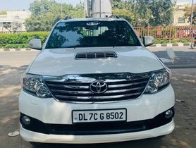 Used Toyota Fortuner 4x2 4 Speed AT 2012 for sale
