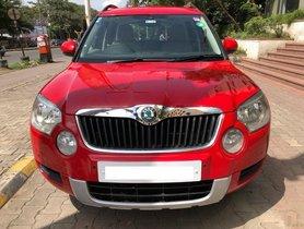 Used Skoda Yeti car at low price