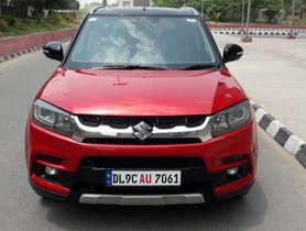 Used Maruti Suzuki Vitara Brezza ZDi Plus Dual Tone 2016 for sale