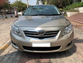 Toyota Corolla Altis 1.8 VL CVT for sale