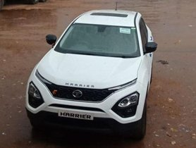 Tata Harrier Looks Ultra-premium With A Sunroof That Costs Just Rs 25,000