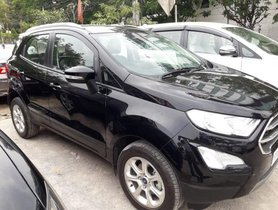 Ford EcoSport 1.5 Petrol Titanium 2018 for sale