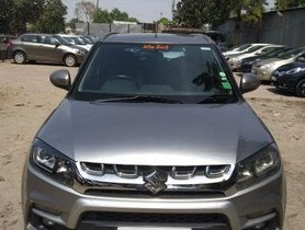 Used Maruti Suzuki Vitara Brezza car at low price