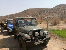 Used Mahindra Thar car 2005 for sale at low price