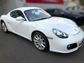 Good as new Porsche Cayman S for sale