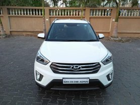 Used Hyundai Creta 1.6 SX Option 2018 for sale
