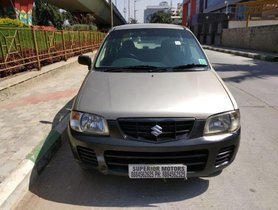 2011 Maruti Suzuki Alto for sale