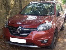 Used Renault Koleos 4X4 AT 2014 for sale