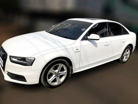 Audi A4 2.0 TDI 2014 for sale