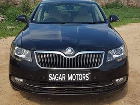 Skoda Superb Elegance 2.0 TDI CR AT for sale