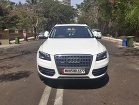 Used Audi Q5 car at low price