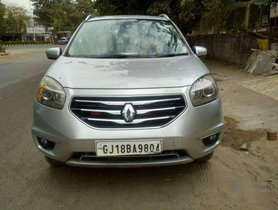Used Renault Koleos car 2012 for sale at low price